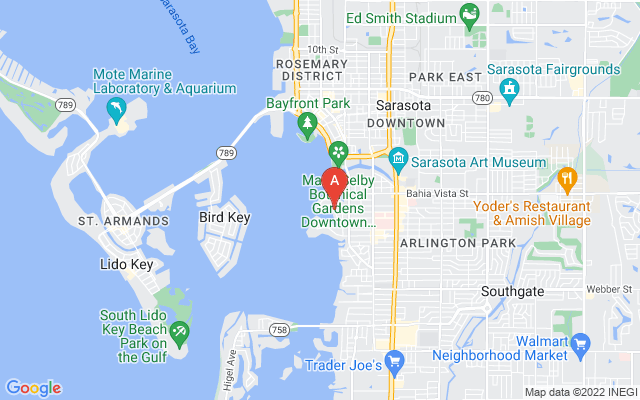 1364 Harbor Dr Sarasota Florida 34239 locatior map